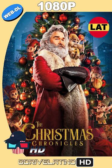 Las Crónicas de Navidad (2018) NF WEB-DL 1080p Latino-Ingles MKV