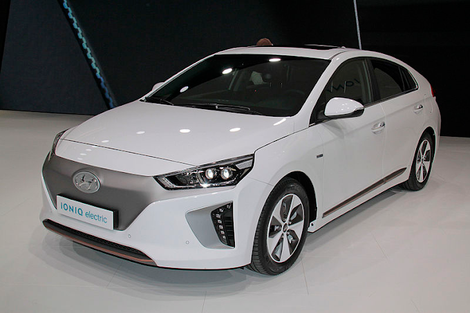 Hyundai ioniq electric car Spec, Price and Launch Date India