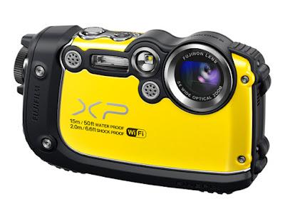 Fujifilm XP200 FinePixカメラファームウェアのダウンロード