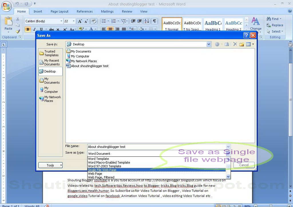 Convert Word File to Pdf Using Java