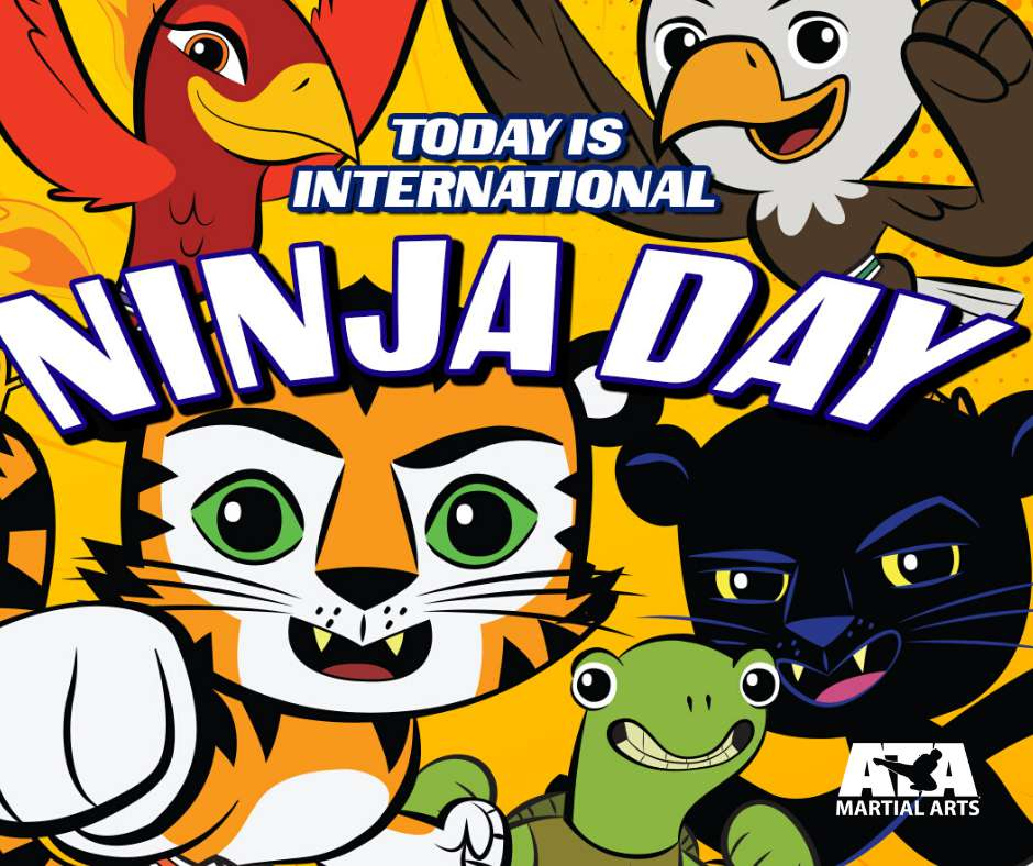 International Ninja Day Wishes Awesome Images, Pictures, Photos, Wallpapers