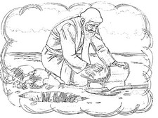 parables of jesus coloring pages | Catholic Faith Education: Coloring Pages on the Parables ...