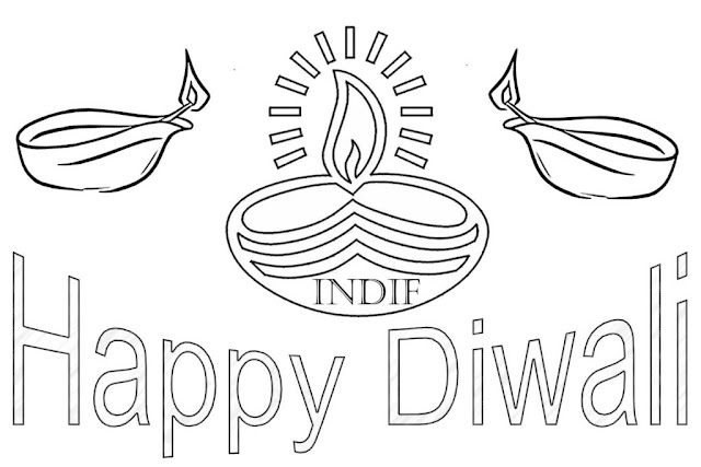 Diwali Printable Pages