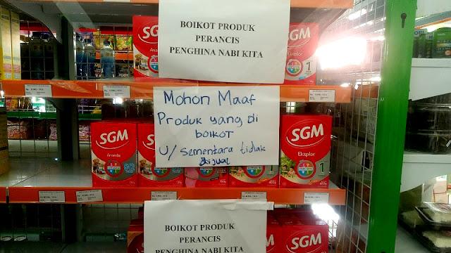 Cegah Sweeping, Personel TNI-Polri Akan Jaga Toko Produk Prancis