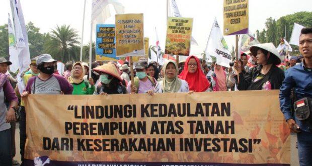 Jokowi Lebih Mengejar Investasi, Konflik Agraria Makin Menganga