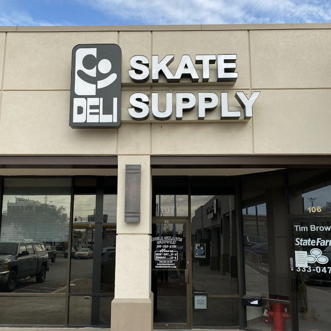 New Skate Shop Opens in San Antonio, Deli Skate Supply