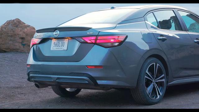 نيسان سنترا 2020 ... أفضل سيارة مدمجة من نيسان