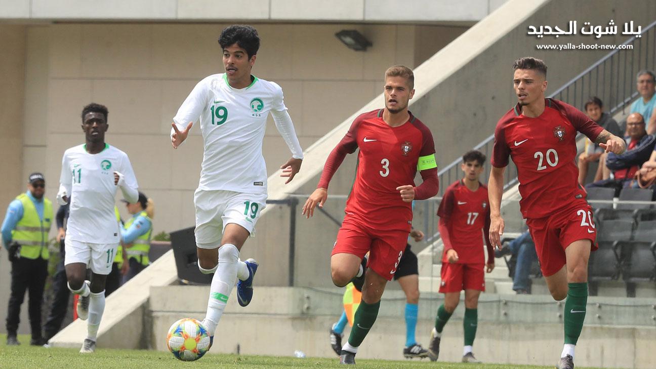 مباراة البرتغال والأرجنتين