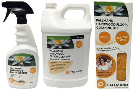 Pallmann Hardwood Floor Cleaner Is A Great Choice For Both Residential And Commercial Lications You Can Feel Safe Using This Non Toxic Around