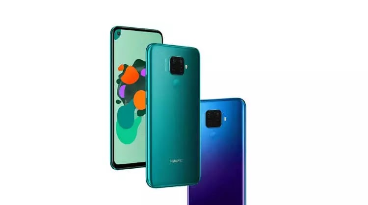 Huawei Nova 5i Pro Now Official