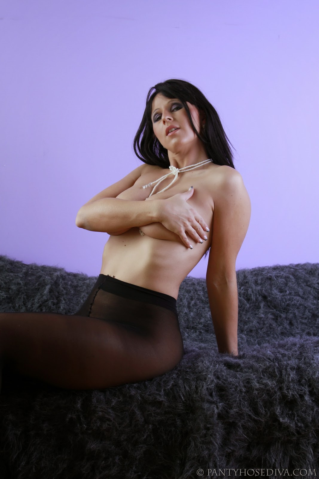 Haired Pantyhose 84
