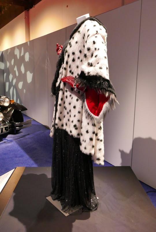 Cruella de Vil costume Once Upon a Time
