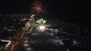 Ilha brindará chegada de 2020 com shows de Vell Rodrigues e Banda Octopus Live