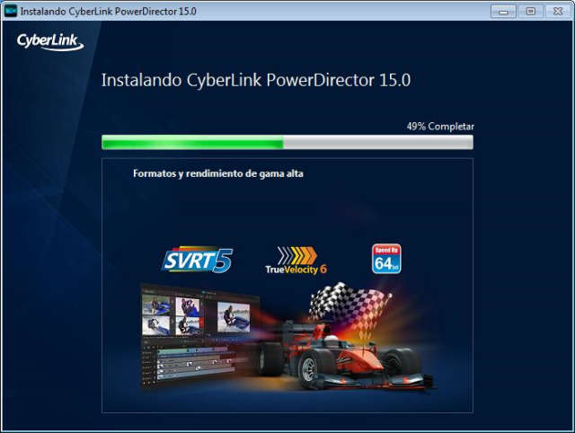 CyberLink PowerDirector Versión 15.0 Final Español