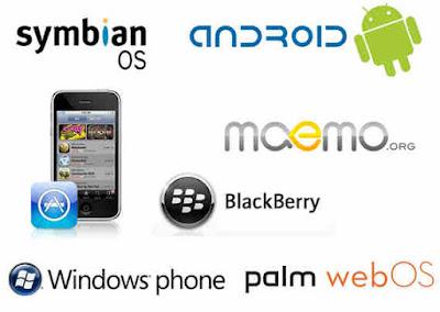 Macam macam Sistem Operasi Mobile (Ponsel)