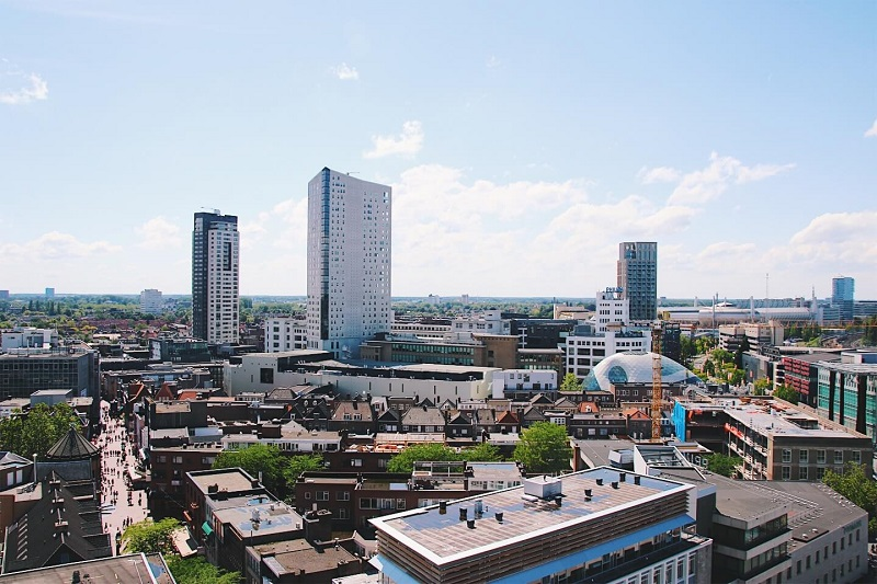 NH Hotel Skybar in Eindhoven