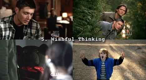Supernatural: Top 5 Season Four Episodes (4x08 'Wishful Thinking') by freshfromthe.com