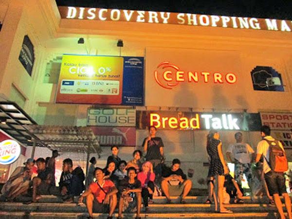 Depan Centro Mall Bali