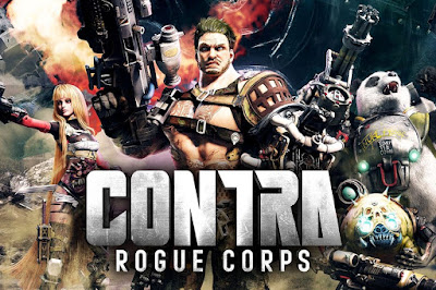 Contra: Rogue Corps Apk + Data Full Download (paid)