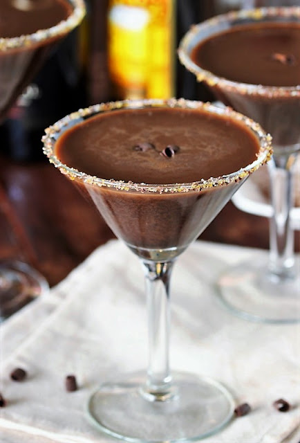 Chocolate Martini Recipe image