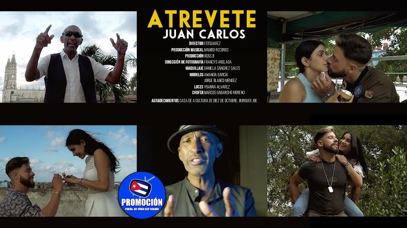 Juan Carlos - ¨Atrévete¨ - Videoclip - Director: FERSUAREZ. Portal Del Vídeo Clip Cubano. Música romántica cubana. Cuba.