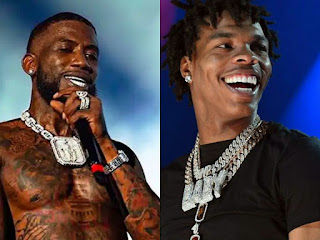 Gucci Mane Gifts Lil Baby New Chain For My Turn Album