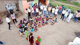 नगर परिषद कुक्षी द्वारा चलाया जा रहा जागरूकता अभियान