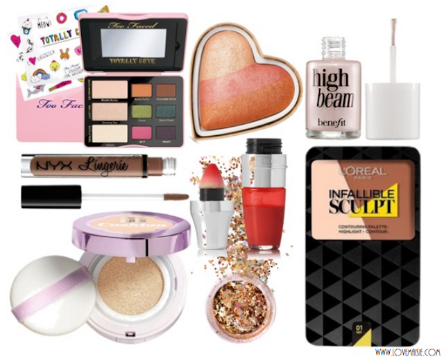 Beauty Wishlist, June, Love Maisie
