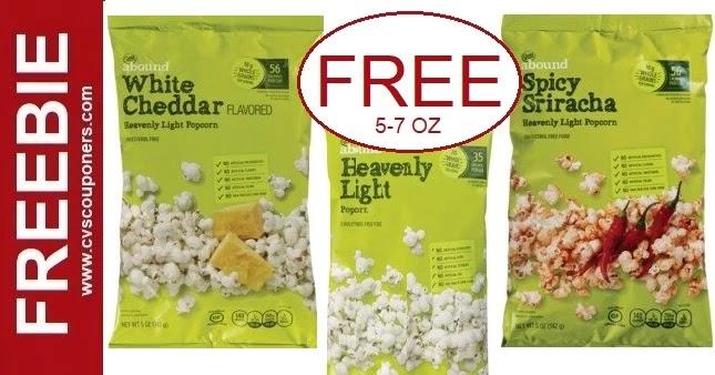 FREE Popcorn Deals at CVS 7-11-7-17
