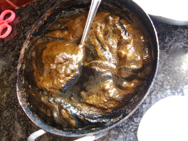 My Homemade Natural Henna Powder Recipe For Hair Makeup And Beauty