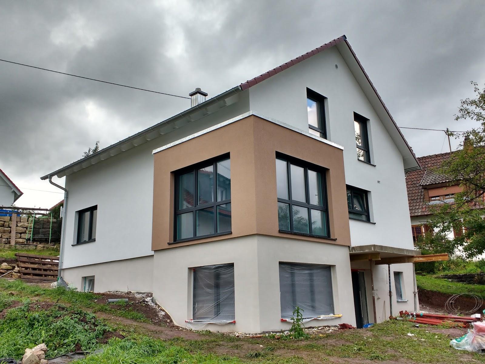 Hauser Massivhaus endlich ohne gerüst wir bauen ein hauser massivhaus