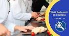 Vaga para Auxiliar de Cozinha em Curitiba - PR