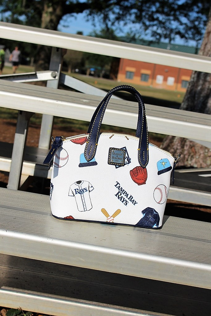 dooney and bourke mlb team handbag