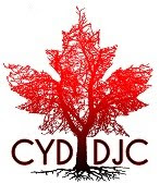 CYD - Canadian Youth Delegation logo.