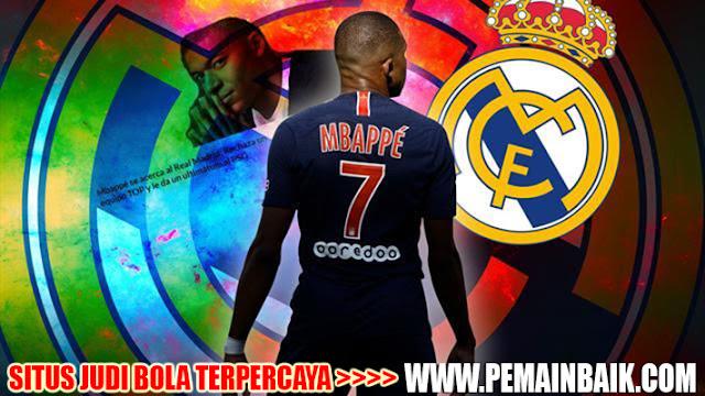 Strategi Real Madrid Agar Mbappe Mau Bergabung Ke Santiago Bernabeu