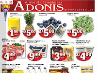 Marche Adonis Specials Flyer valid June 15 - 21, 2017