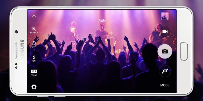 Spesifikasi Samsung Galaxy A7 LTE