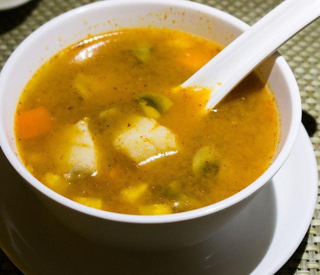 Thai Soup Recipe In Urdu تھائی سوپ بنانے کا طریقہ