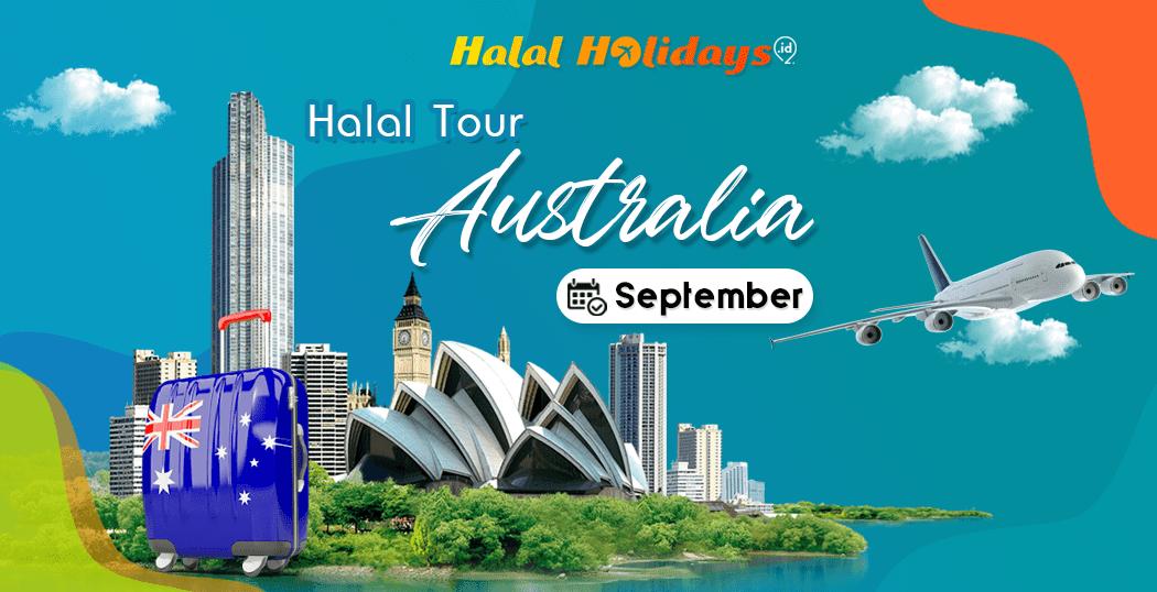 Paket Tour Australia Murah Bulan September 2021