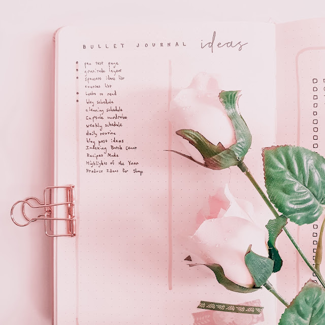 The Ultimate List of Bullet Journal Blogs for Inspiration