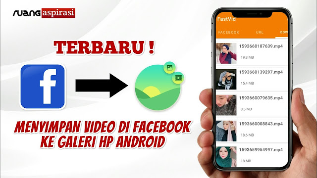 Cara Termudah Download Video di Facebook