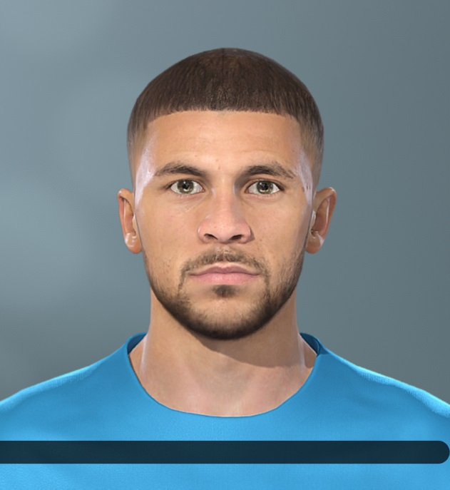 Pes 2019 Faces Lucas Moura By Hugimen: PES 2019 Faces Nahki Wells By Lucas Facemaker