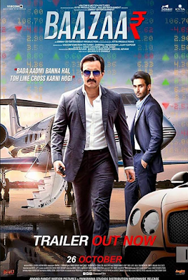 Baazaar 2018 Hindi 480p WEB HDRip 400Mb x264