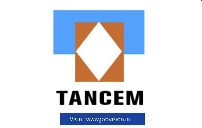 Tamilnadu Cements Corporation Limited ( TANCEM ) Recruitment 2018