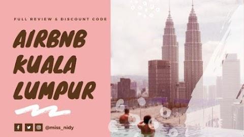 [Review] Airbnb di Kuala Lumpur dengan View Twin Tower