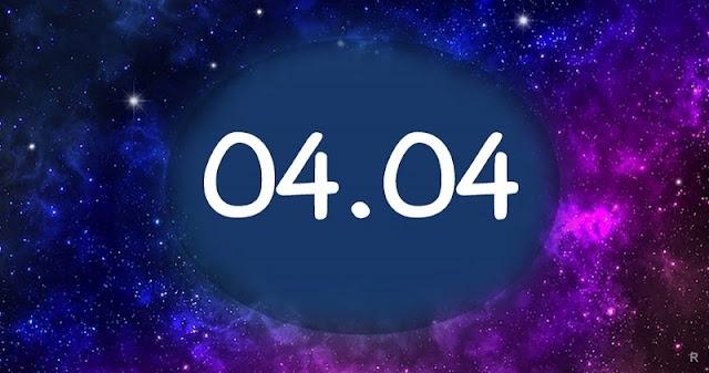 Зеркальная дата 4.04 – готовимся