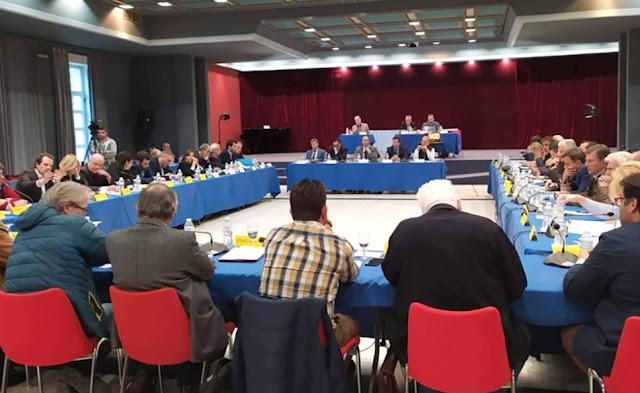 Στις 5 Απριλίου συνεδριάζει με τηλεδιάσκεψη το Περιφερειακό Συμβούλιο Πελοποννήσου
