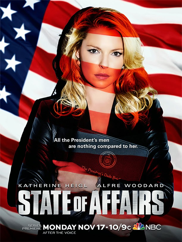 State of Affairs (2014-) ταινιες online seires xrysoi greek subs
