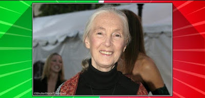 Q 16. Jane Goodall's research of chimpanzees spanned for almost 40 years.
