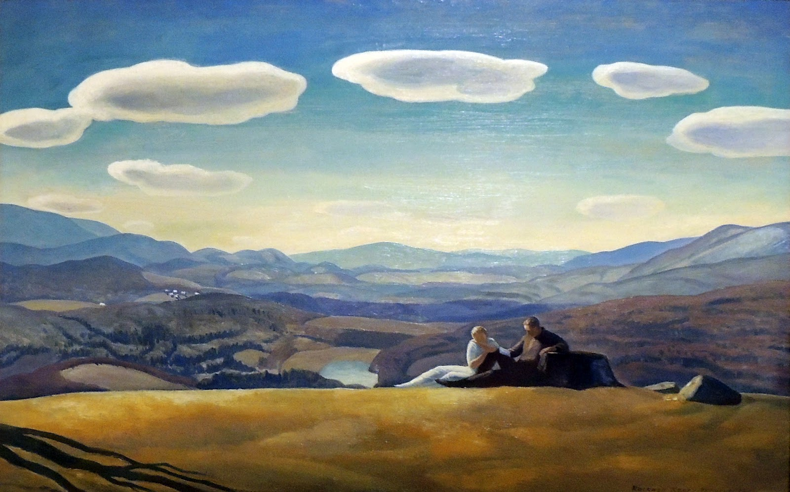 palblog: Rockwell Kent show at the Bennington Museum
